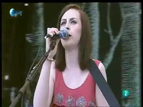 AMY MACDONALD ROCK IN RIO MADRID 2010 (FULL CONCERT)