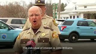 Sheriff Details Manhunt Underway In Maine For Deputy's Shooter