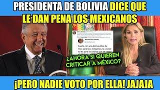 amlo-hace-que-se-ardan-presidenta-de-bolivia-dice-que-le-dan-pena-los-mexicanos