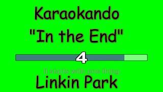 Karaoke Internazionale - In the End - Linkin Park ( Lyrics )