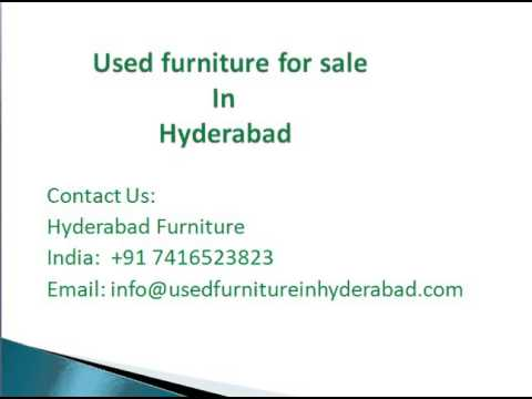 Used Furniture in Hyderabad | Used Furniture for Sale in Hyderabad