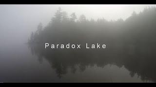 Adirondack Bass Fishing - Paradox Lake 2015