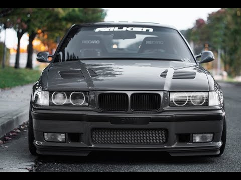 How to install grilles on an e36 pre-facelift