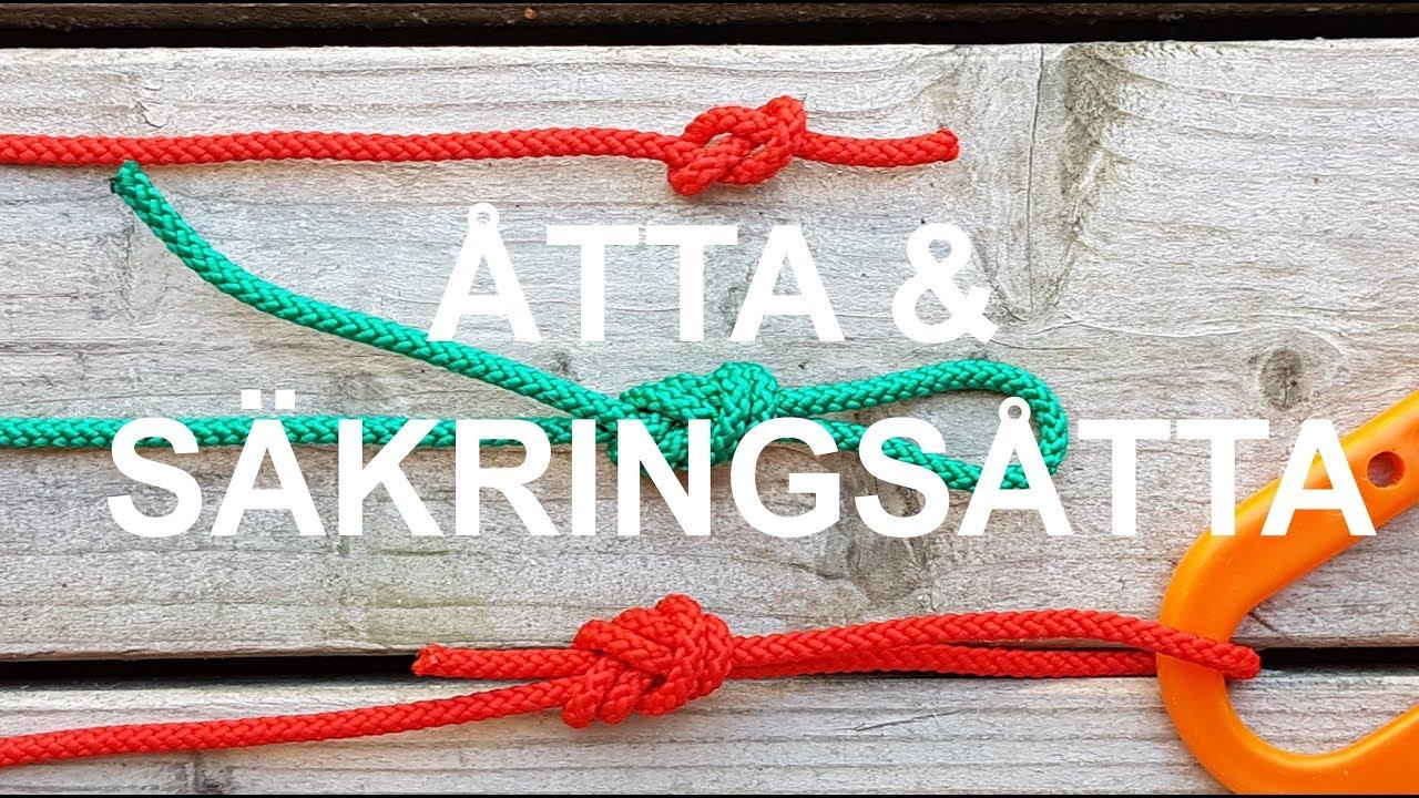 Download Knep och knop - ÖVERHANDSÅTTA och SÄKRINGSÅTTA