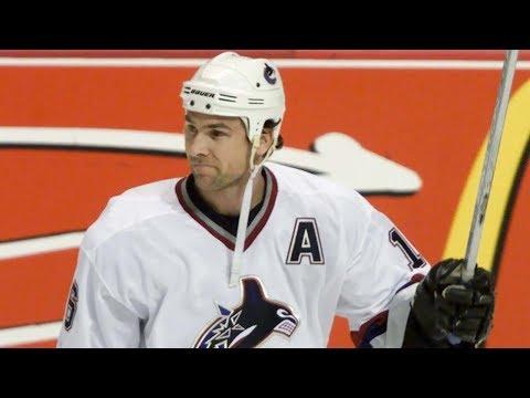 Trevor Linden career highlights   NHL Rewind