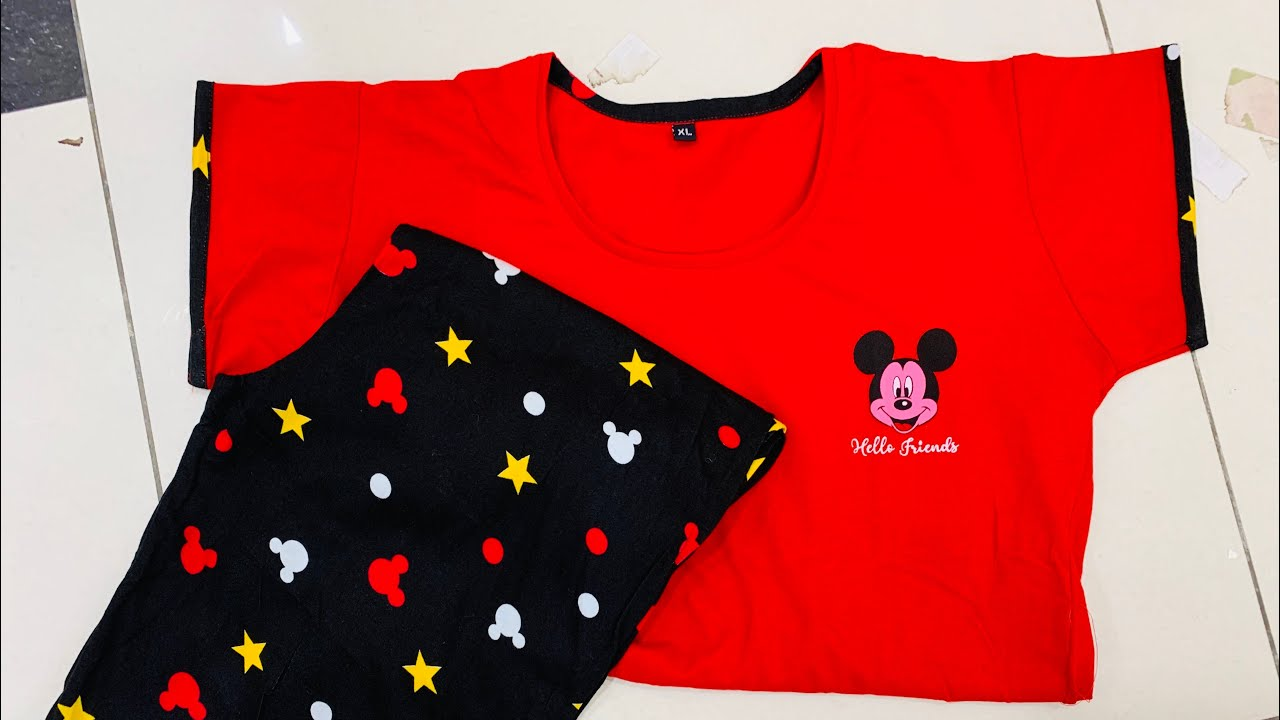 499 ALL SIZES NIGHT DRESSES FOR CHILDREN VERY USE FULL VIDEO CHIRALA LOW BUDGET DRESSES 8639393619🙏