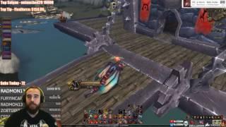 Bajheera - UNBELIEVABLE TWIN PEAKS ENDING!!! :O - WoW 7.1.5 Fury Warrior PvP