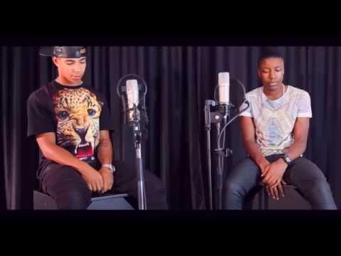 James Anderson & Kieran Alleyne  New Flame   Chris Brown & Usher