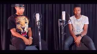 James Anderson & Kieran Alleyne - New Flame   (Chris Brown & Usher Cover)