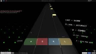 Ali-A Intro à Roblox - Rhythm Track