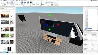 How To Make A TV! (Roblox Studio)