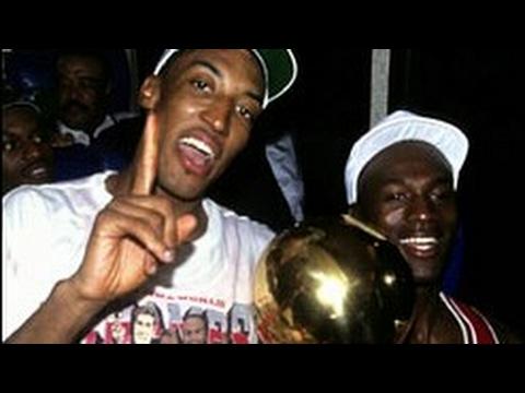Scottie Pippen vs Lakers (1991 NBA Finals - Game 5) - 32 ...