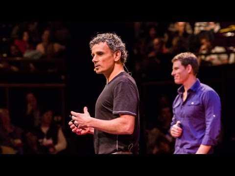 Sean Gourley: Mapping ideas worth spreading |TEDxTalks