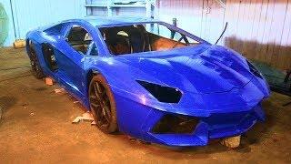 Die 5 unglaublichsten DIY Lamborghinis