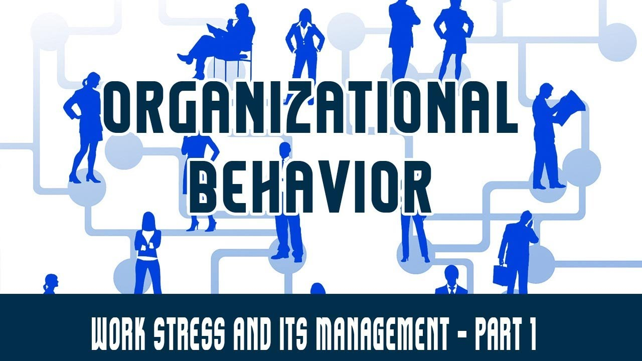 behavior is generally predictable so there is no need to study organization behavior Organizational behavior is the study of human behavior in organizational settings, the interface between human behavior and the organization, and the organization itself.