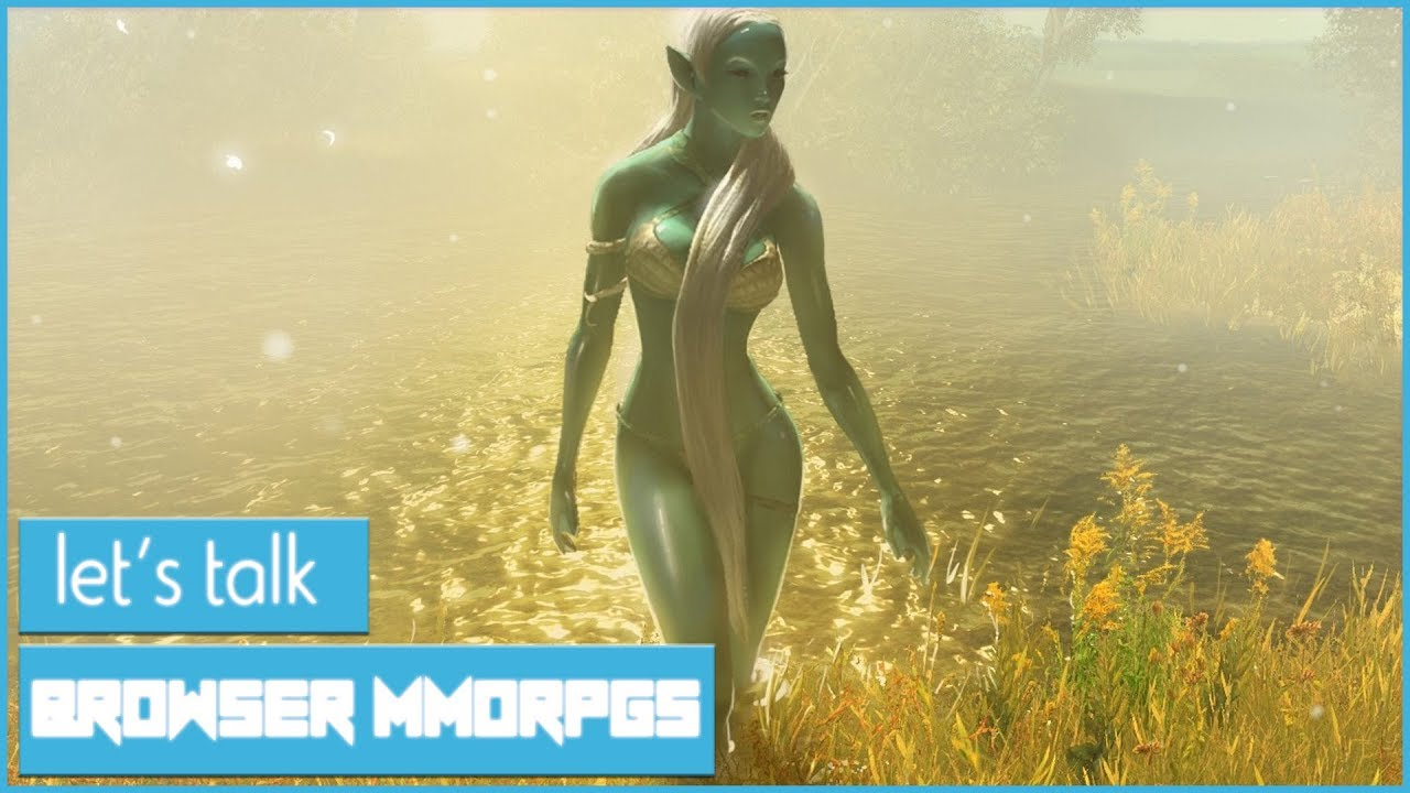 Are Browser MMORPGs Worth Playing? A Quick Look At The Browser MMORPG Genre  In 2018!