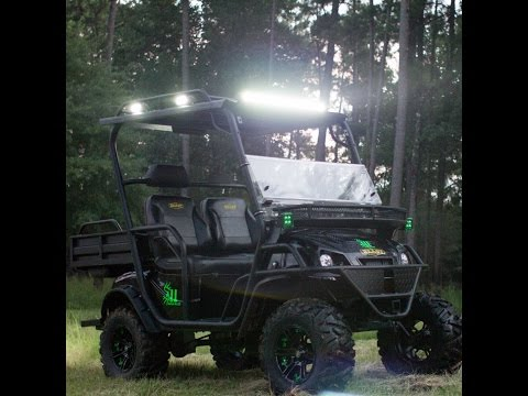 The Beast 4x4 Hunting Buggie