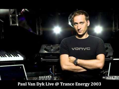 Paul Van Dyk Live At Energy 2003, 10.08.2003.