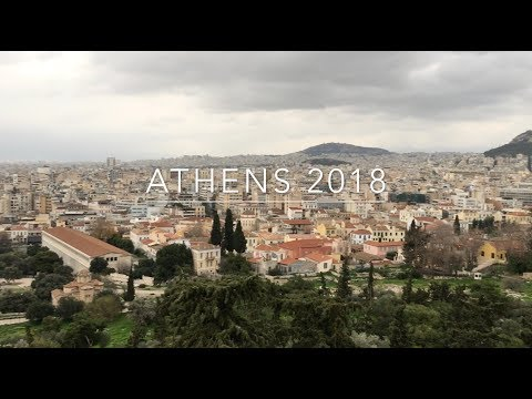 Athens Weekend Trip February 2018