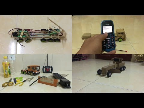 RC Homemade | Top 5 Amazing Remote Control Toy Car Do at Home