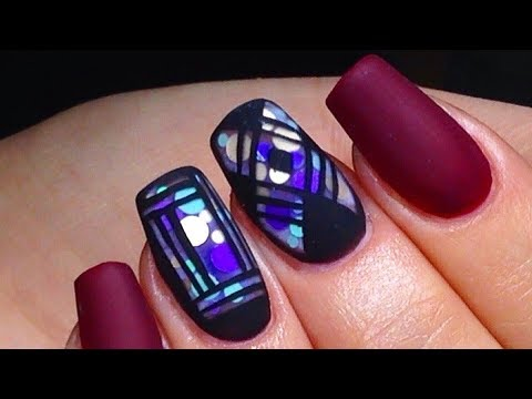 NAILS EXTENSIONS TUTORIAL & THE MOST BEAUTIFUL NAIL ART DESIGN 2018 for beginners