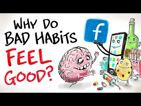 Why Do Bad Habits Feel SO GOOD?