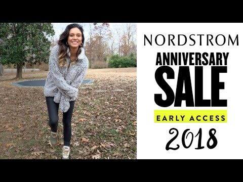 Nordstrom Anniversary 2018 Try On Haul | Keto Weight Loss