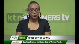 Farmers urge the government to release promised maize, sustainable Agriculture and more - Agri News