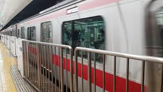 東急5050系4000番台4077編成横浜駅発車