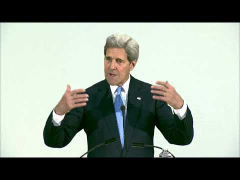 Secretary Kerry Welcomes Global Chiefs of Mission