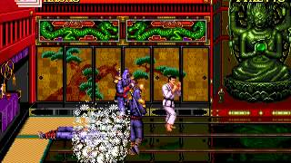 Arcade Longplay [233] Double Dragon 3 - The Rosetta Stone