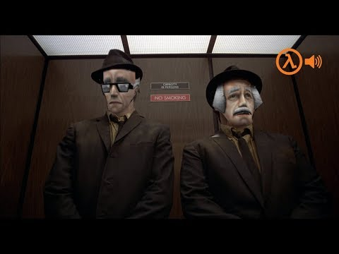 The Blues Brothers dubbed with Half-Life SFX