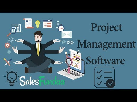 Project Management Software | Key Modules of Project Management Software | sales fundaa