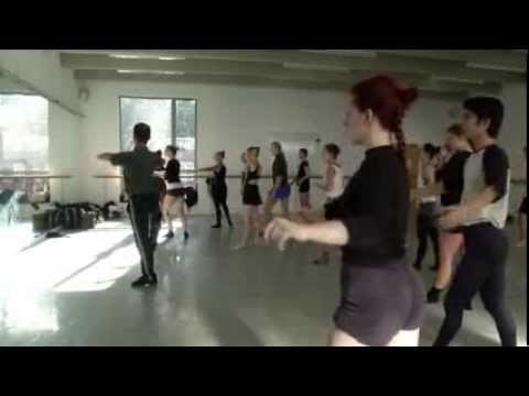 Virtual Open Day 2013 (Undergraduate) at London Contemporary Dance School