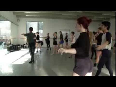 Virtual Open Day 2013 (Undergraduate) at London Contemporary Dance School