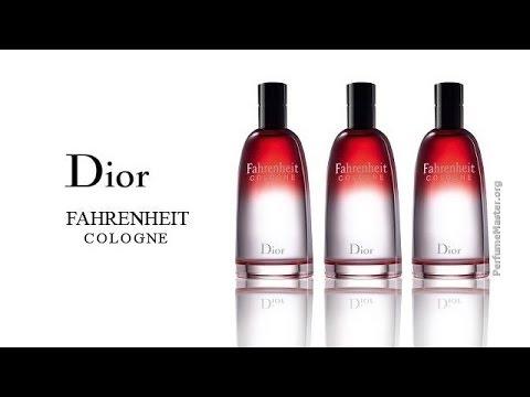 Christian Dior - Fahrenheit Cologne Fragrance