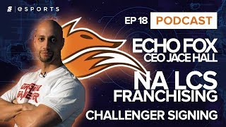 Echo Fox CEO on Challenger roster: 'The end goal always is to try to win. This is not a joke'