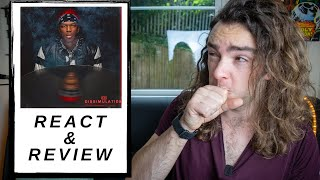 MUSICIAN REACTS TO 'DISSIMULATION' - KSI (ALBUM REVIEW)