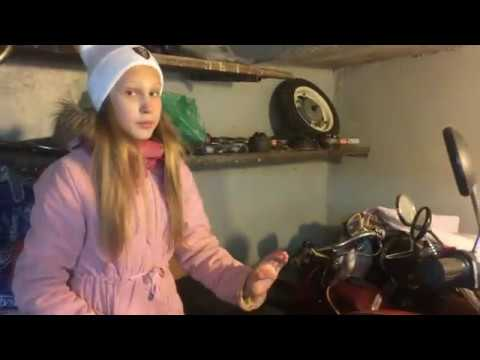 Обзор гаража(Ява,Восход,Минск)