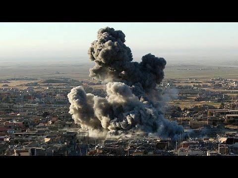 Irak Kürdistan Bölgesel Yönetimi Sincar'da IŞİD'e Saldırı Başlattı