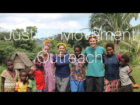 Outreach - Justice Movement DTS 2017 - YWAM Marine Reach NZ