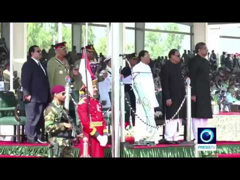 GMS: BREAKING NEWS- PAKISTAN SHOWS IT'S MILITARY POWER IN REPUBLIC DAY PARADE