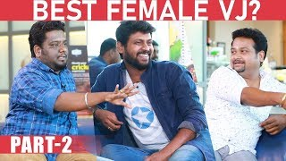 why Black Sheep not doing Movie Review !? | RJ Vignesh Opens up