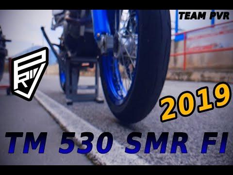 TM 530 FI SMR 2019 | RODAGGIO IN PISTA
