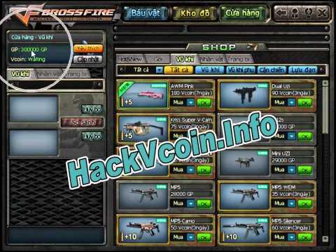 Hack Full Bau Vat  CF, Dot Kich, HackVcoin.Info