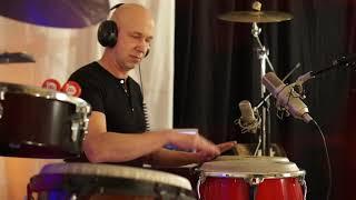 500x500 für die NRW-Kultur: Percussionist Knuth Jerxsen für WestLotto