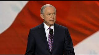 Jeff Sessions speaks at RNC in Cleveland
