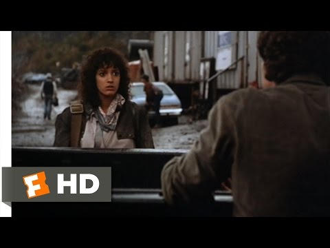 Flashdance 45 Movie   Who's the Blonde? 1983 HD