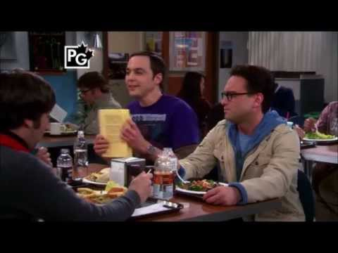 Sheldon Cooper BEST laughing scene ever