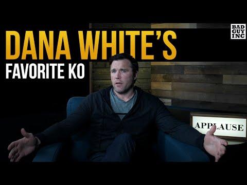 Dana White's Favorite KO...